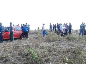 Corpo foi encontrado no início da tarde deste sábado em capinzal d6e75e3627dee