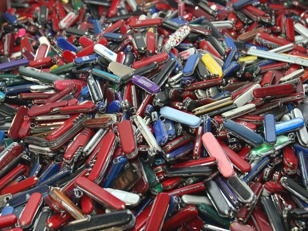 Canivetes (Foto:  Gene Blythe / AP Photo)