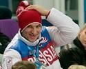 Bela do tênis retribui apoio olímpico do noivo e ídolo russo Alex Ovechkin