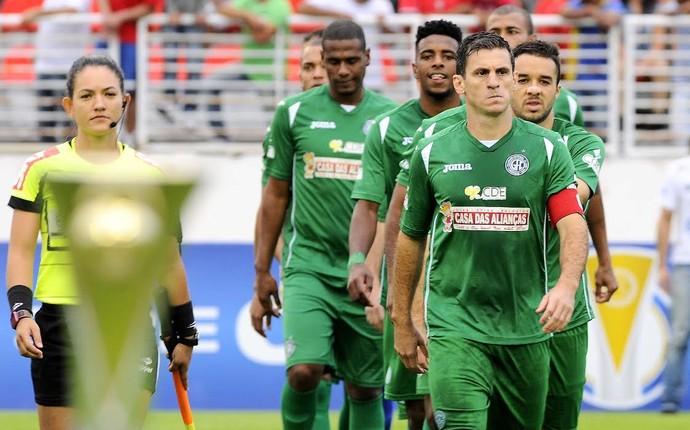 Boa Esporte x Guarani, final Série C (Foto: Rodrigo Villalba/ GloboEsporte.com)