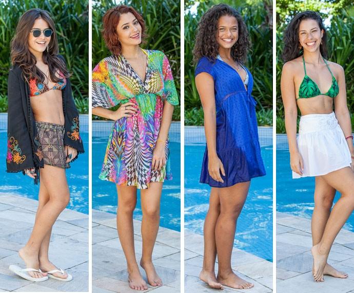Fabuloso Inspire-se nos looks de 'I Love Paraisópolis' e arrase na piscina  BR84