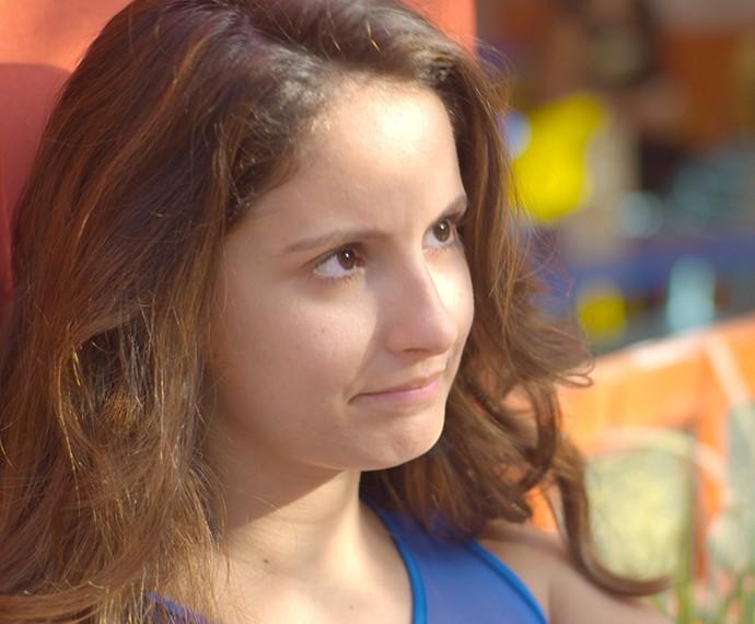 Nanda diz que está a fim de outro (Foto: TV Globo)