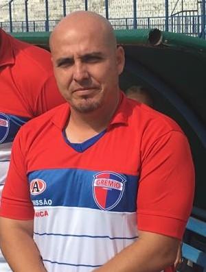Rodrigo César, Grêmio Prudente (Foto: Cid Júnior / Rádio Esporte Notícia)