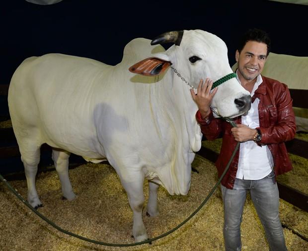 Zezé di Camargo (Foto: Francisco Cepeda/AGNews)