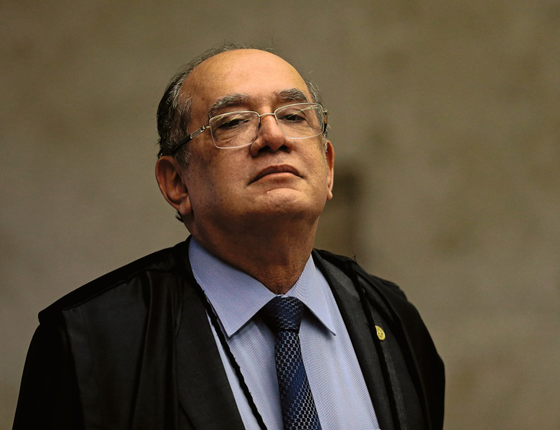 O ministro do Supremo Gilmar Mendes  (Foto:   Jorge William / Agência O Globo)