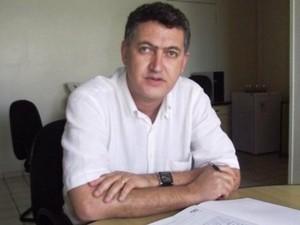 Diretor do IML de Arapiraca, Silvio Nunes (Foto: Ascom/Perícia Oficial)