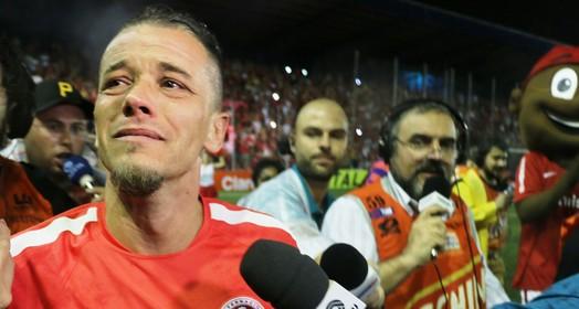 e D'ale gol (Tomás Hammes / GloboEsporte.com)