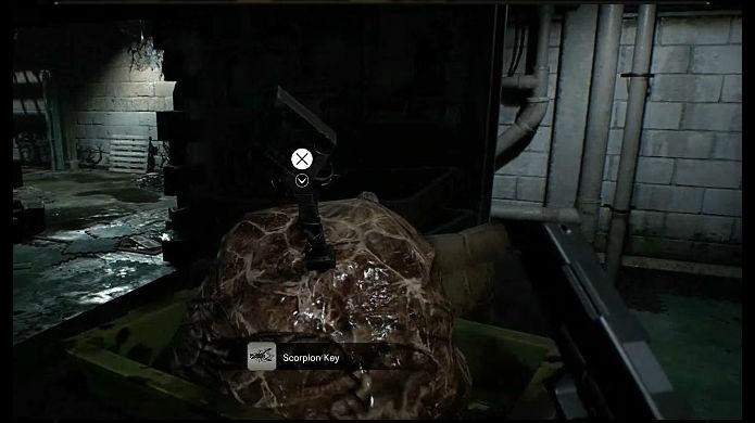 Resident Evil 7: A chave está presa na carne (Foto: Reprodução/Thomas Schulze)