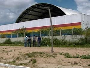 Funase de Caruaru (Foto: Reprodução/TV Globo)