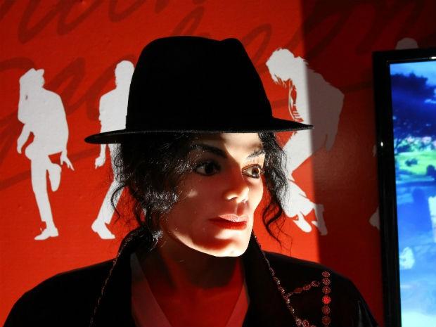 Michael Jackson  (Foto: Divulgação/ Dreamland - Museu de Cera)