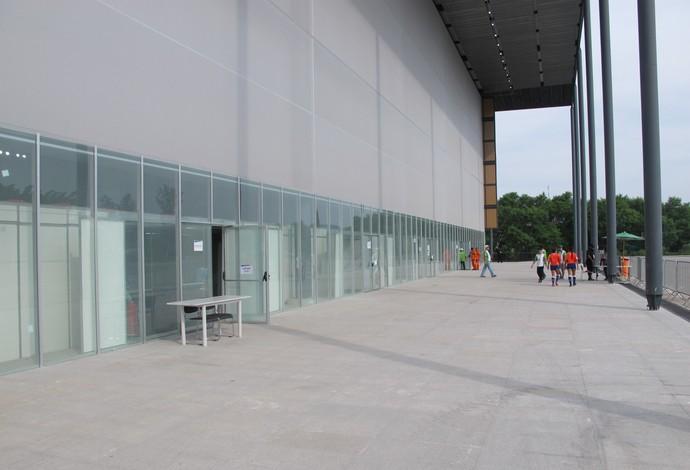Arena da Juventude Deodoro evento-teste rio 2016 (Foto: Flávio Dilascio)