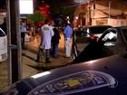Polícia Civil realiza reprodução de assassinato de italiano em Natal