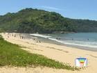 Bombeiros buscam pai e filho que desapareceram em praia de Ubatuba