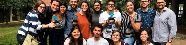 Alunos de Publicidade conquistam prêmios em congresso nacional (Alunos de Publicidade conquistam prêmios em congresso nacional (editar título))
