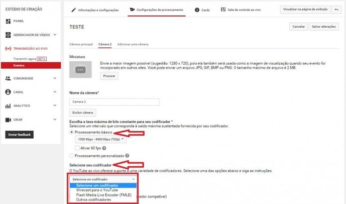 1c8cc55ecd526 YouTube ao vivo  como fazer transmissões de vídeos em tempo real ...