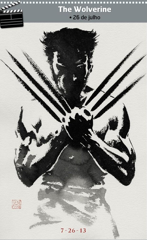 The Wolverine (Foto: Reprodução/Arte Jennifer Defensor)
