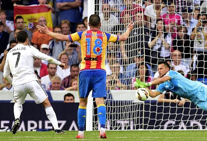 Diego Alves Valencia (Foto: AFP)