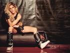 Giovanna Ewbank encarna lutadora sexy em ensaio de revista