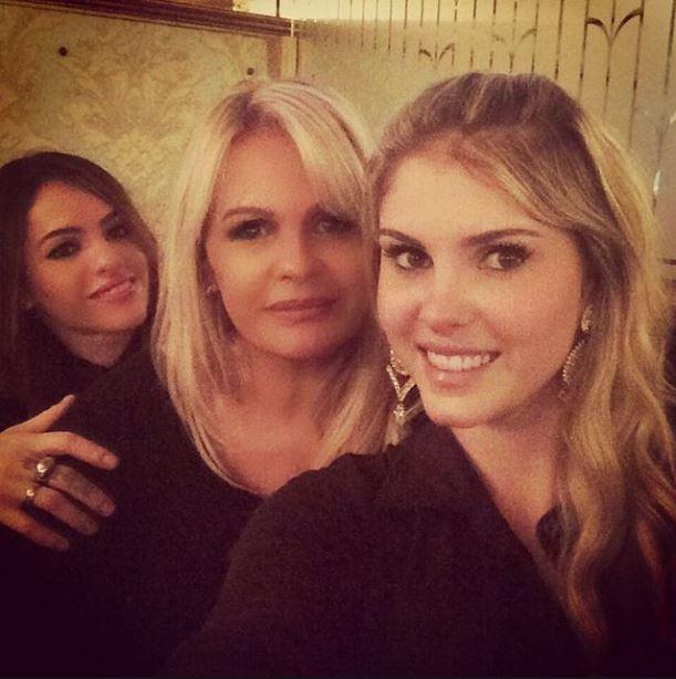 Cacá Werneck, Monique Evans e Bárbara Evans (Foto: Reprodução_Instagram)