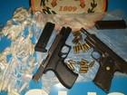 Homem é detido escondendo drogas em saco de ração em Cabo Frio, RJ