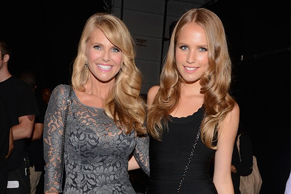 Christie Brinkley e Sailor Brinkley-Cook (Foto: Getty Images)