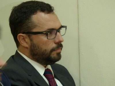 Mário Bittencourt (Foto: Monique Silva)