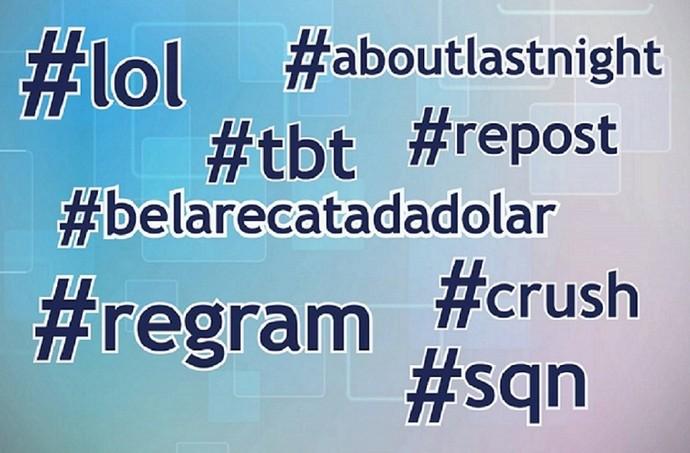 Significado dos memes e hashtags (Foto: TV Sergipe)