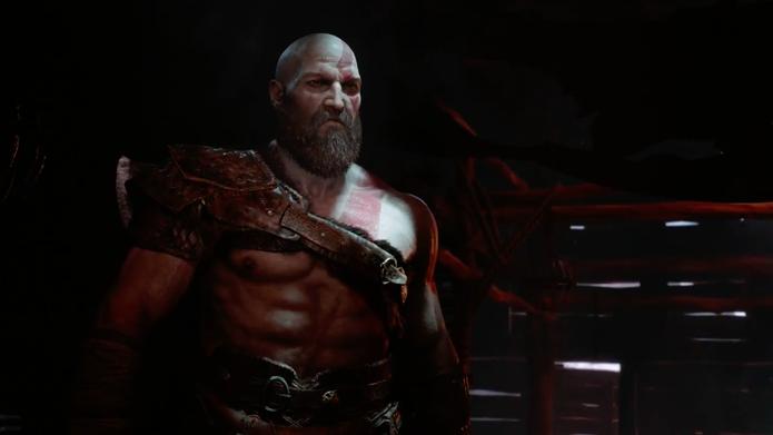 God of War na conferência da Sony na E3 2016 (Foto: Divulgação/Sony)