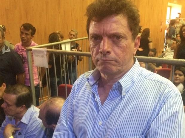 Prefeito de Itumbiara Chico Balla (PTB) afirma que autor de ataque era airador profissional Goiás (Foto: Murillo Velasco/G1)