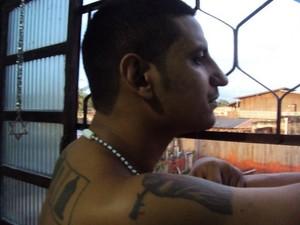 Bruno B.O Rapper (Foto: Arquivo pessoal)
