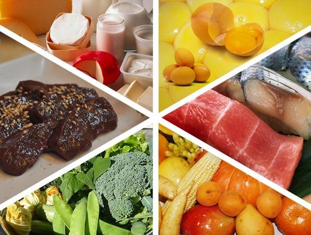 euatleta - Alimentos nutrição (Foto: Reprodução)