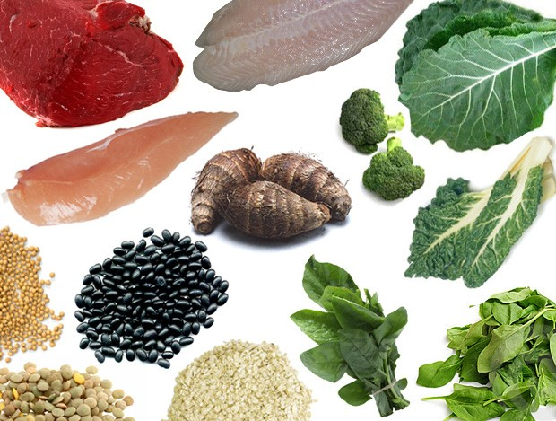 FERRO NUTRIÇÃO EU ATLETA (Foto: Editoria de arte / Globoesporte.com)