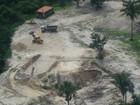 Mapeamento ajudará no combate à extração ilegal de minérios no MA
