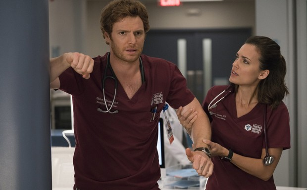 "Chicago Med - ""Mountains and Molehills"" (5Ep3T)"