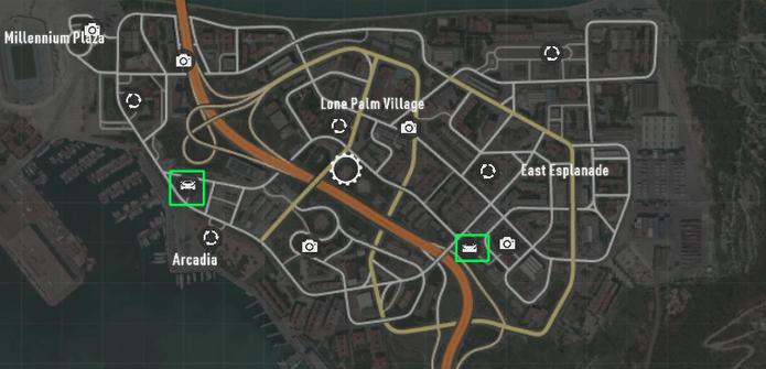 Confira os mapas de Need for Speed (Foto: Reprodução/Felipe Vinha)