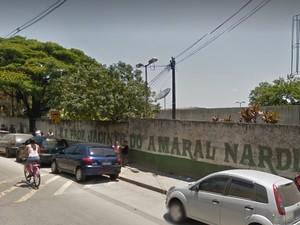 Escola Estadual Jacinto do Amaral Narducci (Foto: Divulgação)