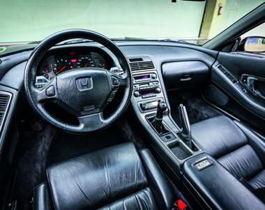 Honda NSX 1992 (Foto: Rafael Munhoz)