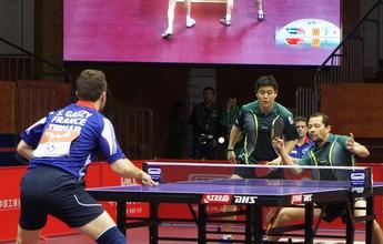 Rio 2016: saiba como está a corrida olímpica pelas vagas no tênis de mesa