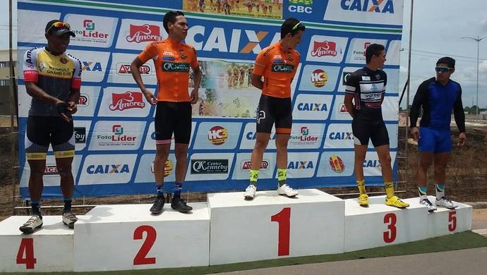 Ciclismo; Amapá (Foto: Reprodução/Facebook)