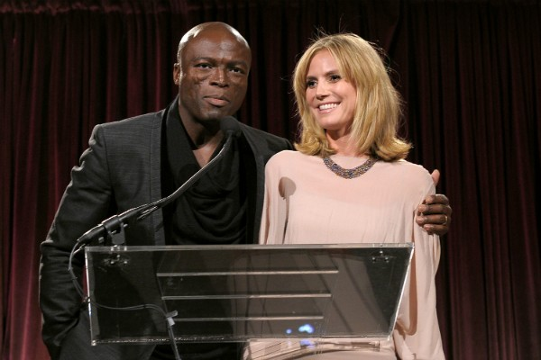Seal e Heidi Klum (Foto: Getty Images)