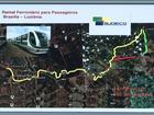 Consulta a empresas não garante ferrovias entre DF e GO, diz ANTT