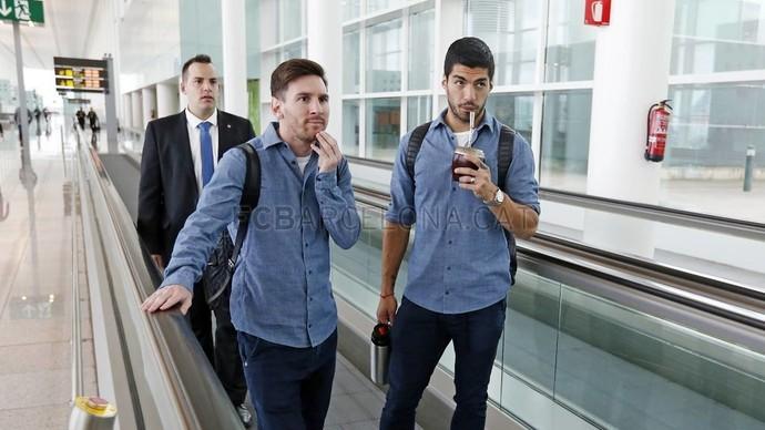 Messi Suarez Barcelona Sevilha Betis (Foto: Divulgação)