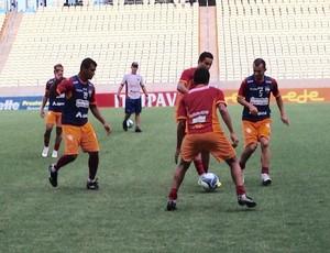 Fortaleza, treino, Arena Castelão, Clássico-Rei, Copa do Nordeste  (Foto: Nodge Nogueira/Divulgação)