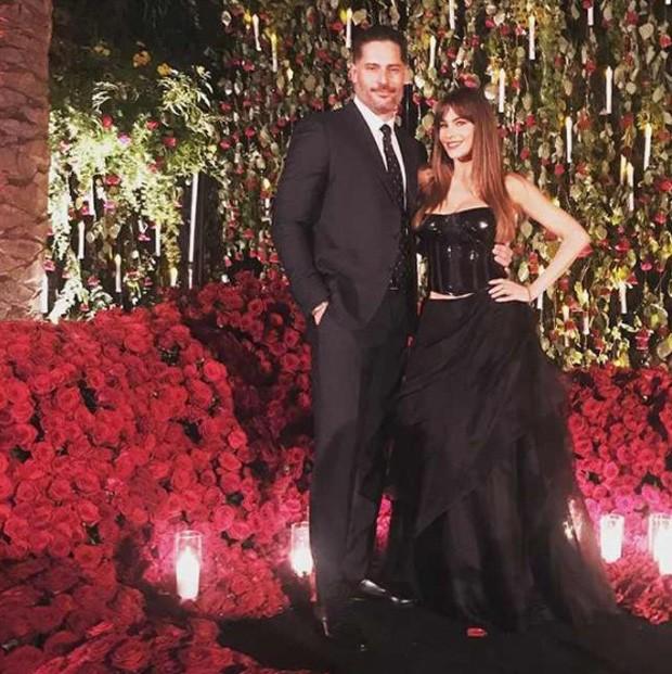 Joe Manganiello e Sofia Vergara  (Foto: Reprodução/Instagram)