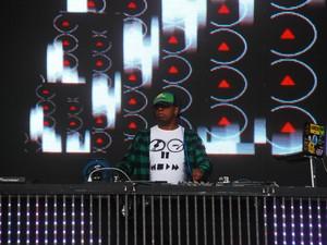 O DJ Marky abre o festival UMF Brasil, realizado neste sábado (6) na Chácara do Jockey, em São Paulo (Foto: Divulgação)