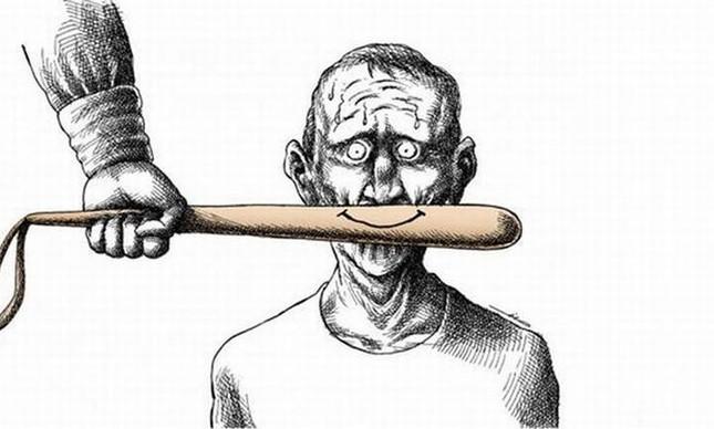 Ditadura relativa (Foto: Mana Neyestani)