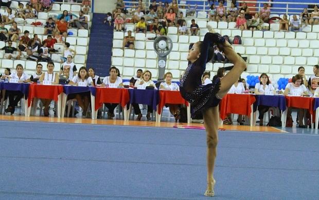 ginástica amazonas (Foto: Frank Cunha)