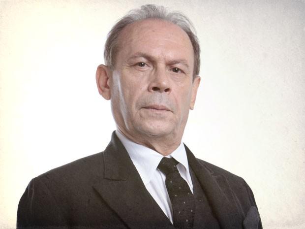 José Wilker (Foto: Gabriela / TV Globo)