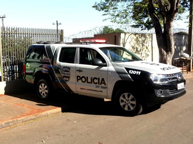 Caminhonete vai ajudar nas investigações em cinco municípios da região (Foto: Divulgação/Polícia Civil)