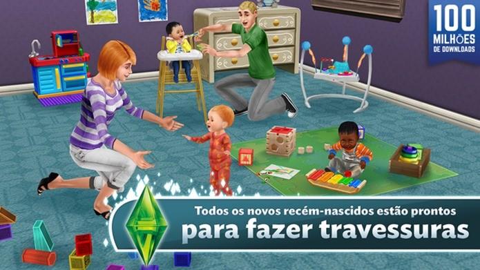The Sims ganha opção para se casar e ter filhos (Foto: Divulgação)